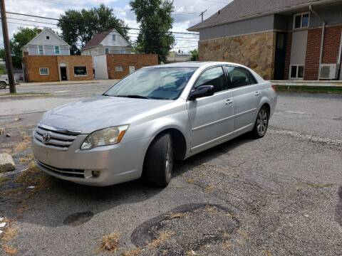 2007 Toyota Avalon for sale at USA AUTO WHOLESALE LLC in Cleveland OH
