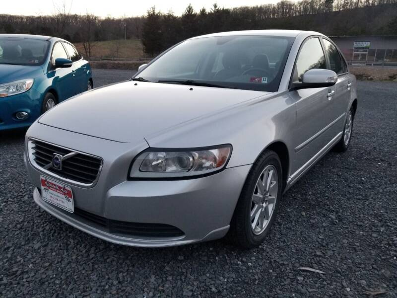 2008 Volvo S40 for sale at Affordable Auto Sales & Service in Berkeley Springs WV