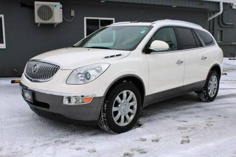 2012 Buick Enclave for sale at Great Lakes Classic Cars & Detail Shop in Hilton NY
