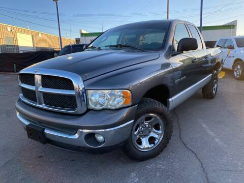 2003 Dodge Ram Pickup 1500 for sale at New Wave Auto Brokers & Sales in Denver CO
