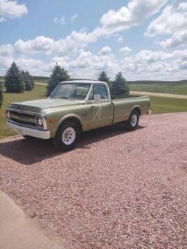 1970 Chevrolet C/K 20 Series for sale at Classic Car Deals in Cadillac MI