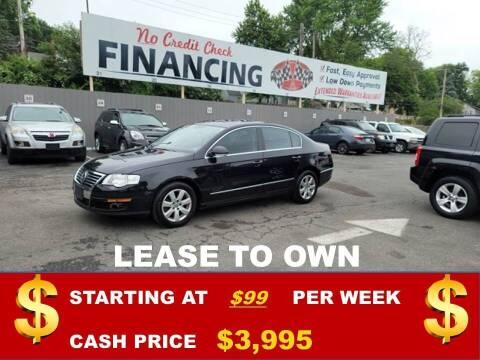 2007 Volkswagen Passat for sale at Auto Mart USA in Kansas City MO