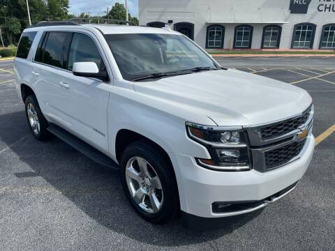 2016 Chevrolet Tahoe for sale at H & B Auto in Fayetteville AR