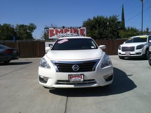 2013 Nissan Altima for sale at Empire Auto Sales in Modesto CA