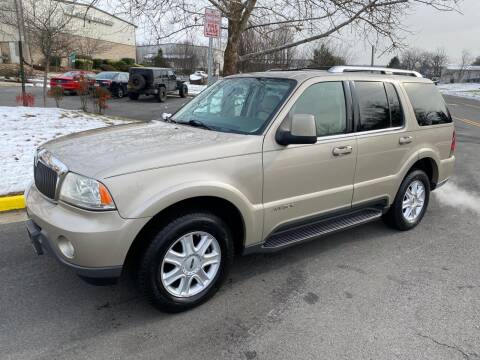 2004 Lincoln Aviator for sale at Dreams Auto Group LLC in Sterling VA