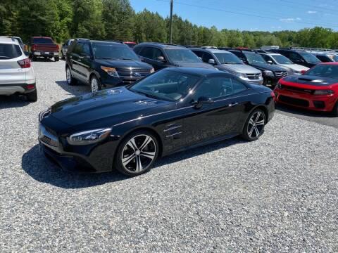 2017 Mercedes-Benz SL-Class for sale at Billy Ballew Motorsports in Dawsonville GA