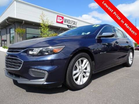 2017 Chevrolet Malibu for sale at Wholesale Direct in Wilmington NC