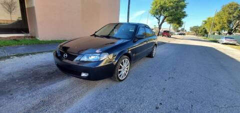 2001 Mazda Protege for sale at Easy Finance Motors in West Park FL