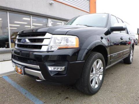 2017 Ford Expedition EL for sale at Torgerson Auto Center in Bismarck ND