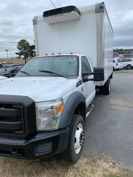 2012 Ford F-550 Super Duty for sale at BRYANT AUTO SALES in Bryant AR