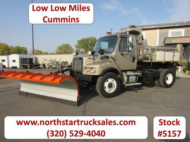 2009 Freightliner M2 106 for sale at NorthStar Truck Sales in St Cloud MN