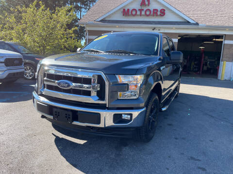 2017 Ford F-150 for sale at A 1 Motors in Monroe MI