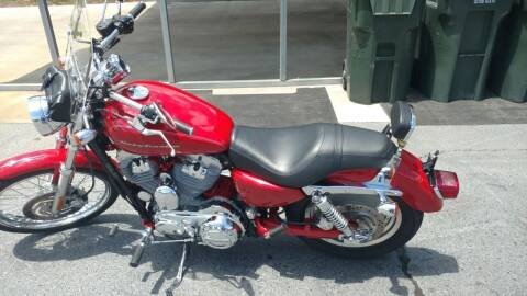 2004 Harley-Davidson 883 for sale at Moores Auto Sales in Greeneville TN