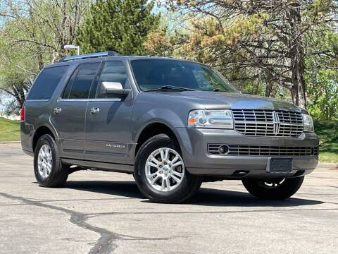 2012 Lincoln Navigator for sale at Used Cars and Trucks For Less in Millcreek UT