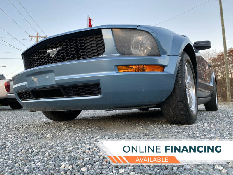 2007 Ford Mustang for sale at Prime One Inc in Walkertown NC