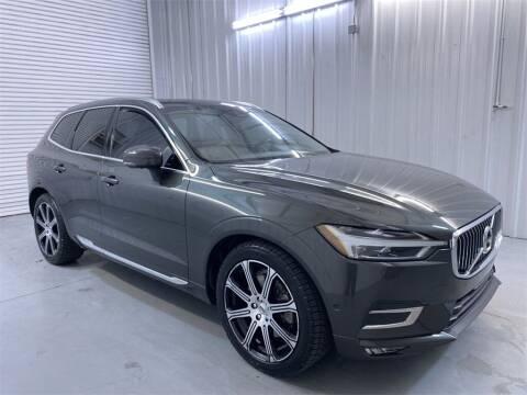 2018 Volvo XC60 for sale at JOE BULLARD USED CARS in Mobile AL