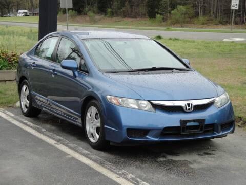 2011 Honda Civic for sale at Auto Viona LLC in Durham NC