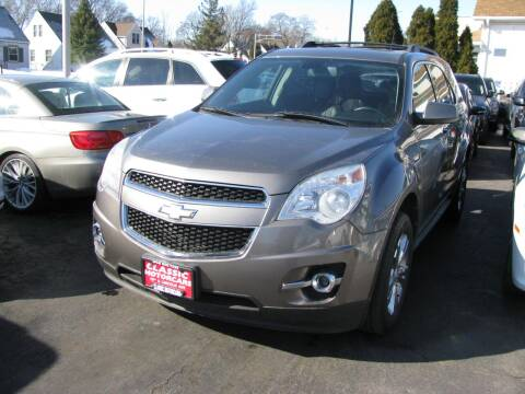 2010 Chevrolet Equinox for sale at CLASSIC MOTOR CARS in West Allis WI