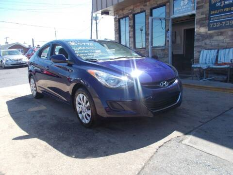 2011 Hyundai Elantra for sale at Preferred Motor Cars of New Jersey in Keyport NJ