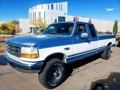 1996 Ford F-250 for sale at J & M PRECISION AUTOMOTIVE, INC in Fort Collins CO
