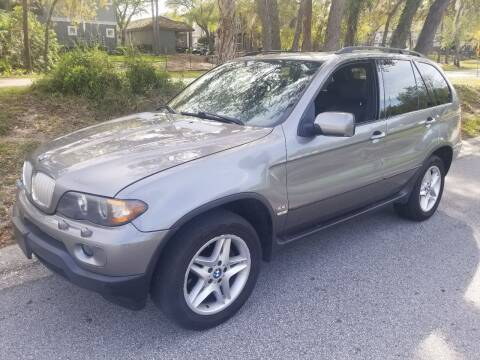2005 BMW X5 for sale at Low Price Auto Sales LLC in Palm Harbor FL