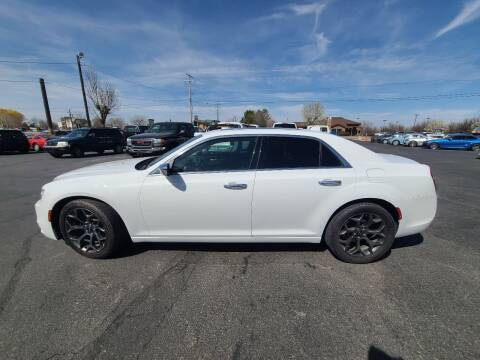 2016 Chrysler 300 for sale at Silverline Auto Boise in Meridian ID