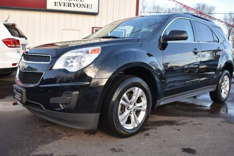 2015 Chevrolet Equinox for sale at Dealswithwheels in Inver Grove Heights MN
