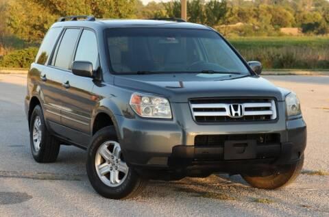 2008 Honda Pilot for sale at Big O Auto LLC in Omaha NE