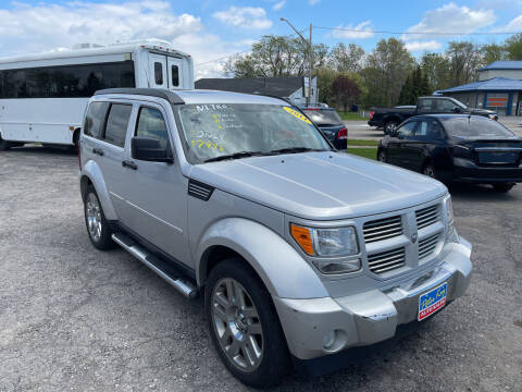 2011 Dodge Nitro for sale at Peter Kay Auto Sales in Alden NY