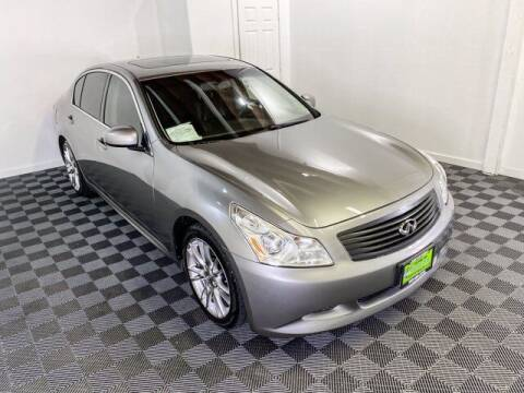 2007 Infiniti G35 for sale at Sunset Auto Wholesale in Tacoma WA