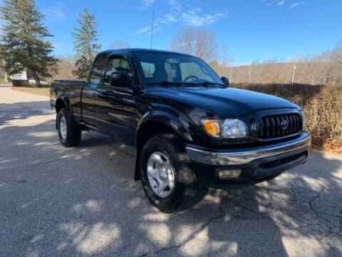 2004 Toyota Tacoma for sale at 100% Auto Wholesalers in Attleboro MA