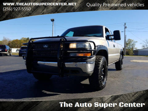 2000 Chevrolet Silverado 2500 for sale at The Auto Super Center in Centre AL