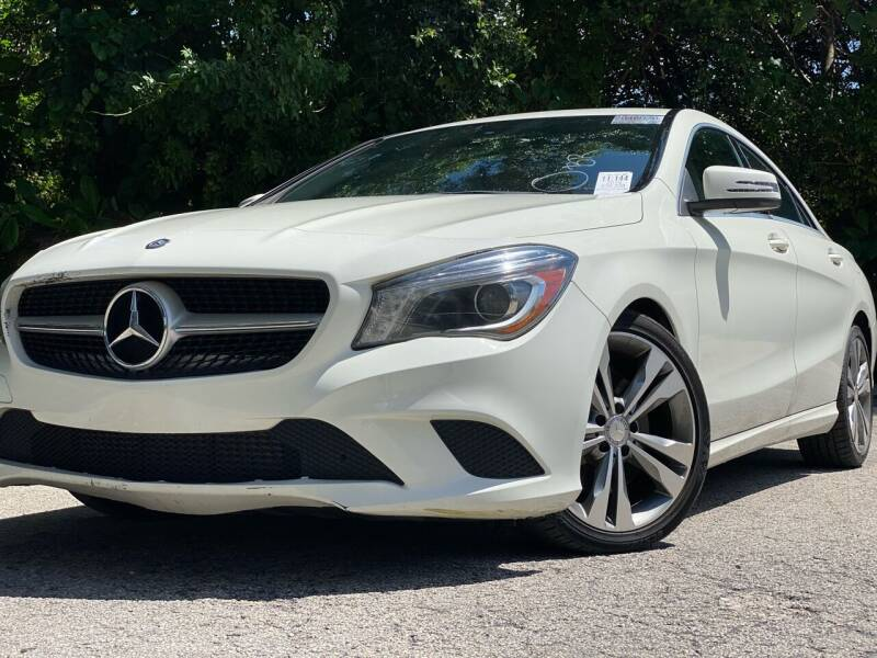 2015 Mercedes-Benz CLA for sale at HIGH PERFORMANCE MOTORS in Hollywood FL