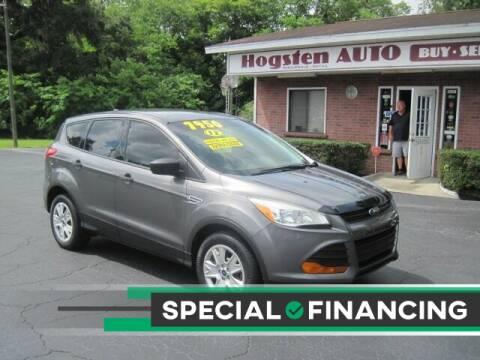 2013 Ford Escape for sale at HOGSTEN AUTO WHOLESALE in Ocala FL