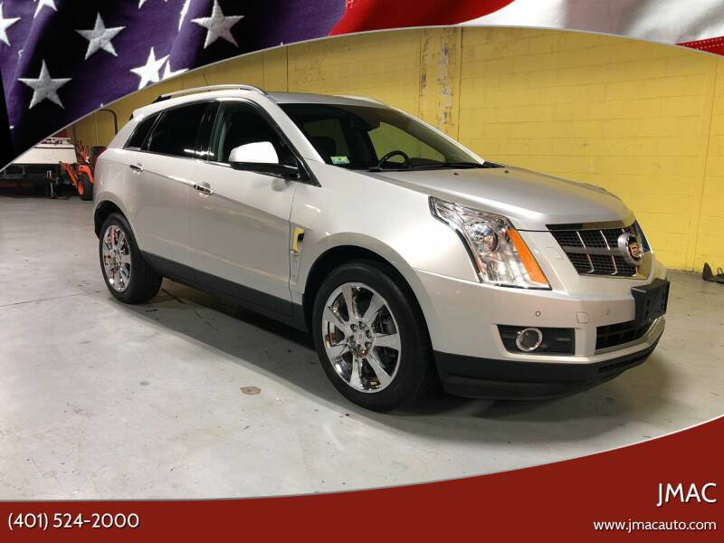 2012 Cadillac SRX for sale at JMAC in Attleboro MA