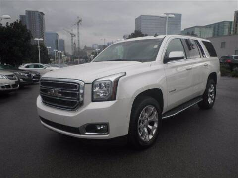 2015 GMC Yukon for sale at BEAMAN TOYOTA GMC BUICK in Nashville TN