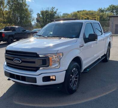 2018 Ford F-150 for sale at Davidson Auto Deals in Syracuse IN