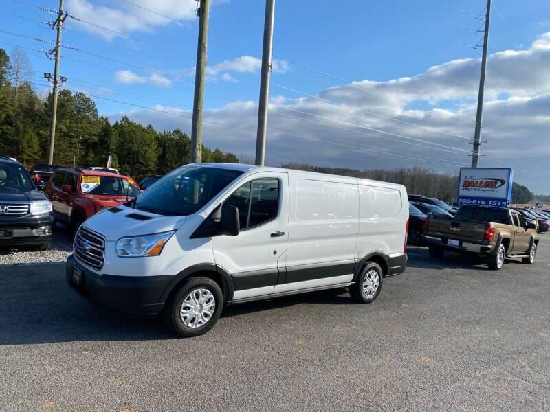2015 Ford Transit Cargo for sale at Billy Ballew Motorsports in Dawsonville GA