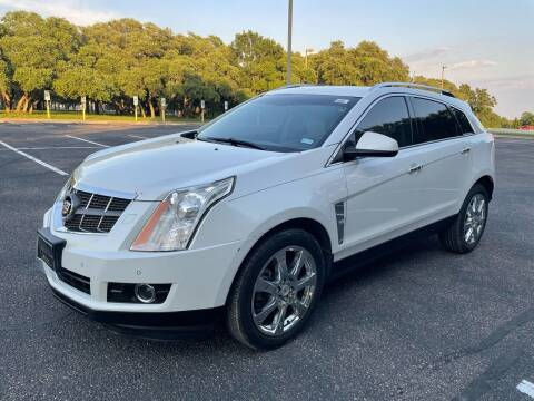 2012 Cadillac SRX for sale at Central Motor Company in Austin TX
