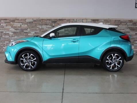 2018 Toyota C-HR for sale at Bud & Doug Walters Auto Sales in Kalamazoo MI