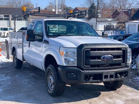 2012 Ford F-350 Super Duty for sale at IMPORT Motors in Saint Louis MO
