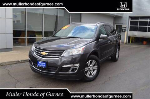 2016 Chevrolet Traverse for sale at RDM CAR BUYING EXPERIENCE in Gurnee IL