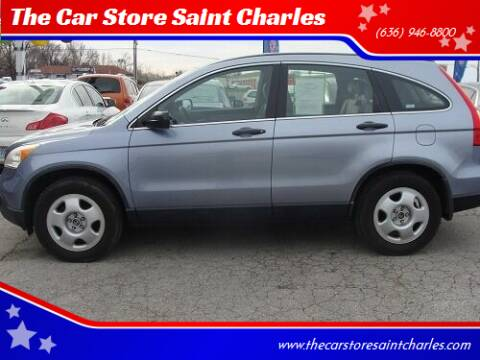 2009 Honda CR-V for sale at The Car Store Saint Charles in Saint Charles MO