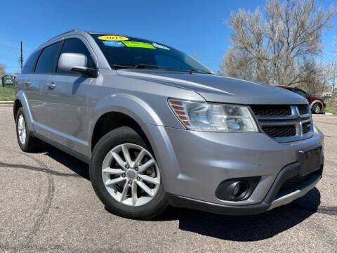 2015 Dodge Journey for sale at UNITED Automotive in Denver CO