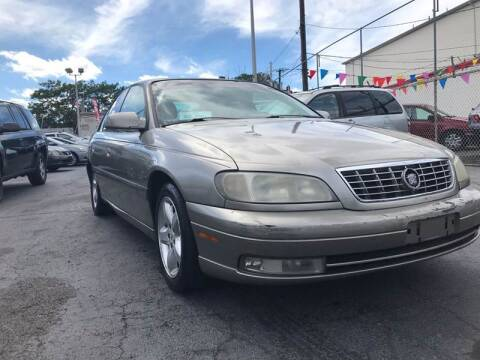 2000 Cadillac Catera for sale at GW MOTORS in Newark NJ