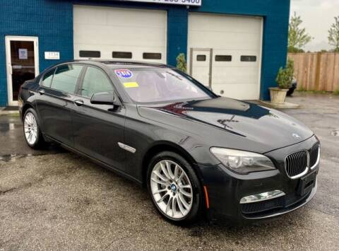 2010 BMW 7 Series for sale at Saugus Auto Mall in Saugus MA