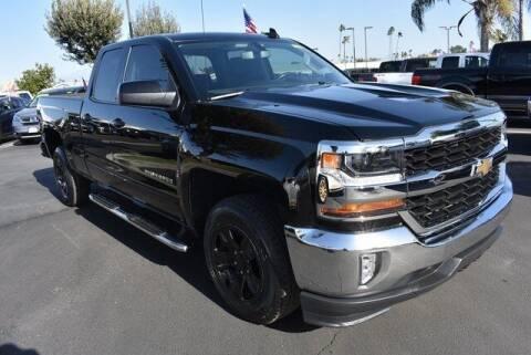 2018 Chevrolet Silverado 1500 for sale at DIAMOND VALLEY HONDA in Hemet CA