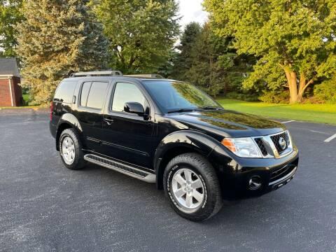 2011 Nissan Pathfinder for sale at Jackie's Car Shop in Emigsville PA