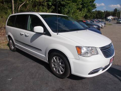 2015 Chrysler Town and Country for sale at Dansville Radiator in Dansville NY