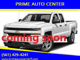 2018 Chevrolet Silverado 1500 for sale at PRIME AUTO CENTER in Palm Springs FL